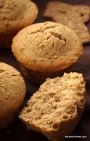 sooo saftig: Spekulatius-Muffins