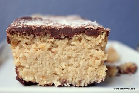 Leider Geil Bounty Kuchen Kokos Schoko Overkill Schokohimmel