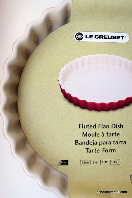 Tarteform von Le Creuset