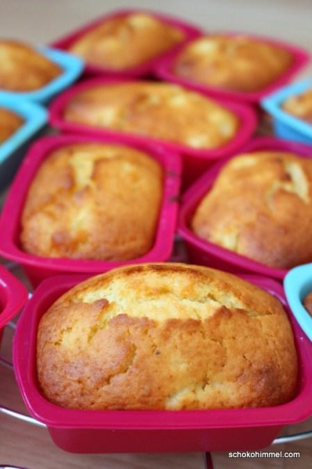 ofenfrische Apfelmuffins