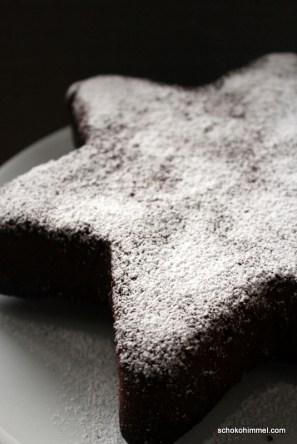 Kuchen für die Weihnachtszeit