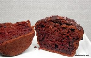 Kaffee-Schoko-Muffins in XXL
