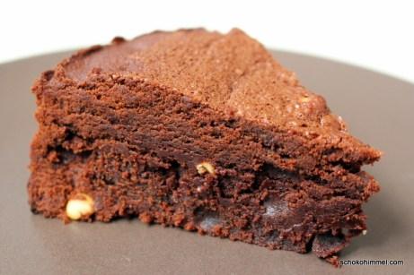 Erdnuss-Brownie