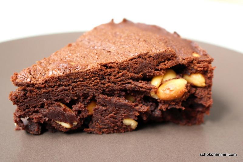 Schokolade trifft Nüsse