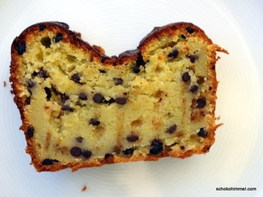 creeeeemig: Avocado-Ricotta-Kuchen mit Schoko