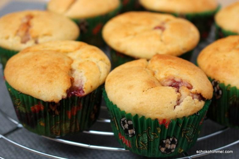 Marmeladen-Muffins