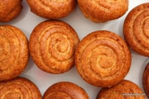 Muffins mit Honig