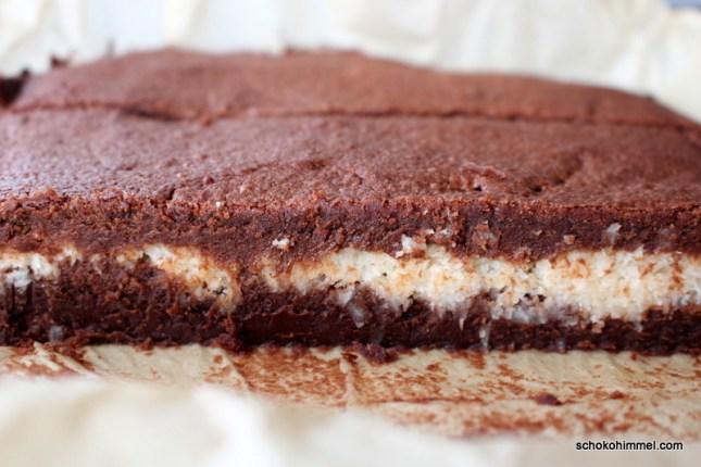 Traumpaar Kokos und Schokolade