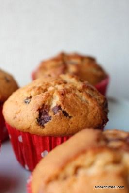 Karamell und Konfekt in Muffinform