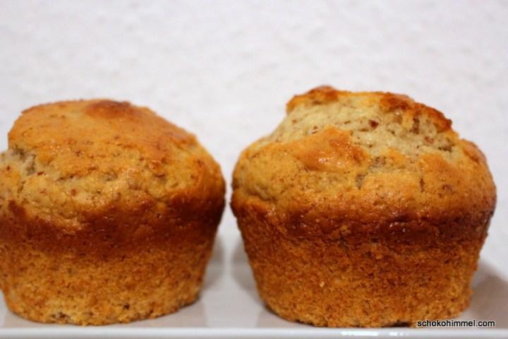 saftige Mandel-Muffins