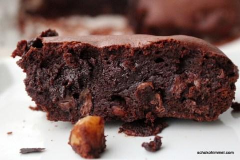 Brownies mit Paranüssen
