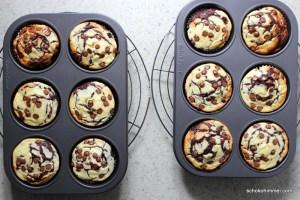 ofenfrische Jumbo-Muffins