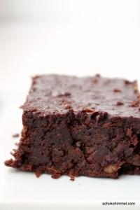 cremige Rübli-Brownies zu Ostern