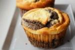Mohn-Käsekuchen-Muffins
