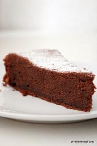 schneller Schokoladenkuchen
