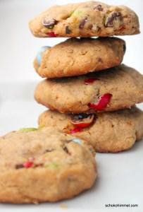 Cookies mit Erdnussbutter