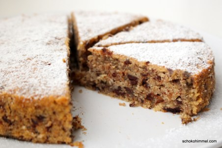 Nuss-Schoko-Kuchen