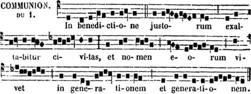 Communion de saint Denys