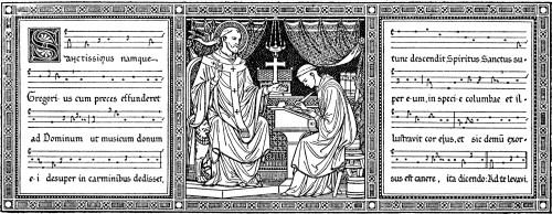 Trope Sanctissimus namque Gregorius