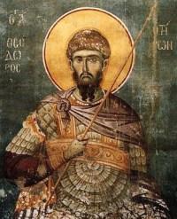 Saint Théodore le Conscrit