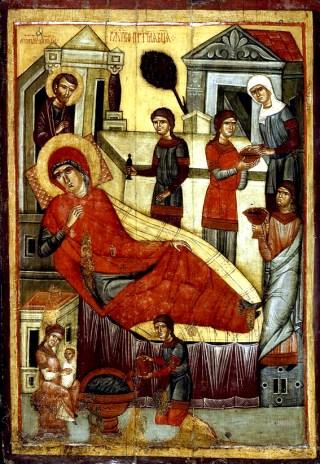 Nativité de Notre Dame la Mère de Dieu & Très-Sainte Vierge Marie - 8 septembre