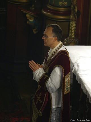 Homélie pour la fête de sainte Cécile 2011