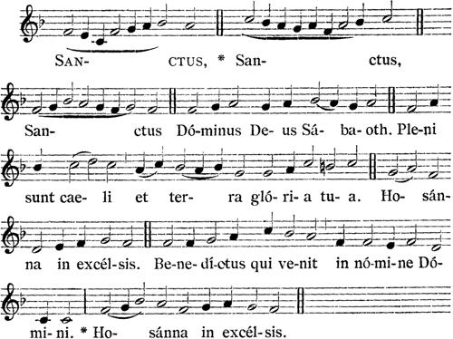 Henry du Mont - Messe royale du VIème ton - Sanctus