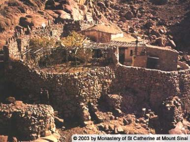 Hermitage des saints Galaction et Epistème