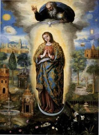 Programme de la fête de l'Immaculée Conception