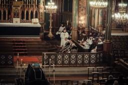 Requiem solennel pour Louis XVI du 21 janvier 2013 : pendant le chant du Dies iræ