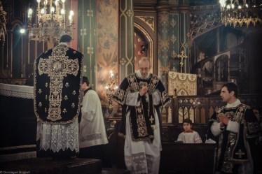 Requiem solennel pour Louis XVI du 21 janvier 2013 : aux encensements de l'offertoire