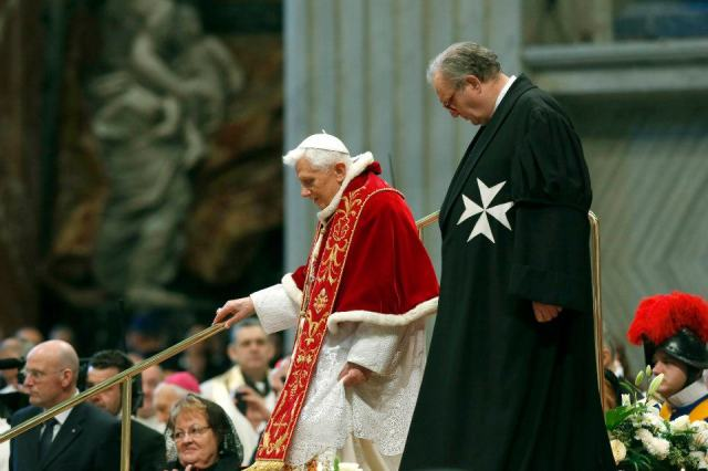 900 ans de la reconnaissance de l'Ordre hospitalier de Malte