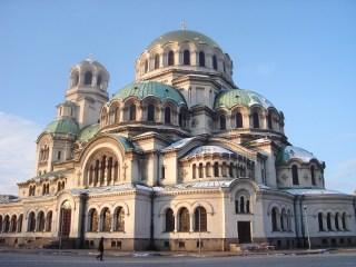 Cathédrale Saint-Alexandre-Nevski de Sofia