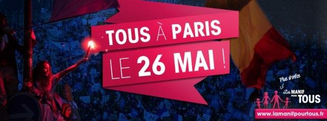 26 mai - tous à Paris