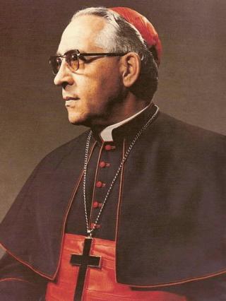 arcelo González Martín, archevêque de Tolède, primat d'Espagne