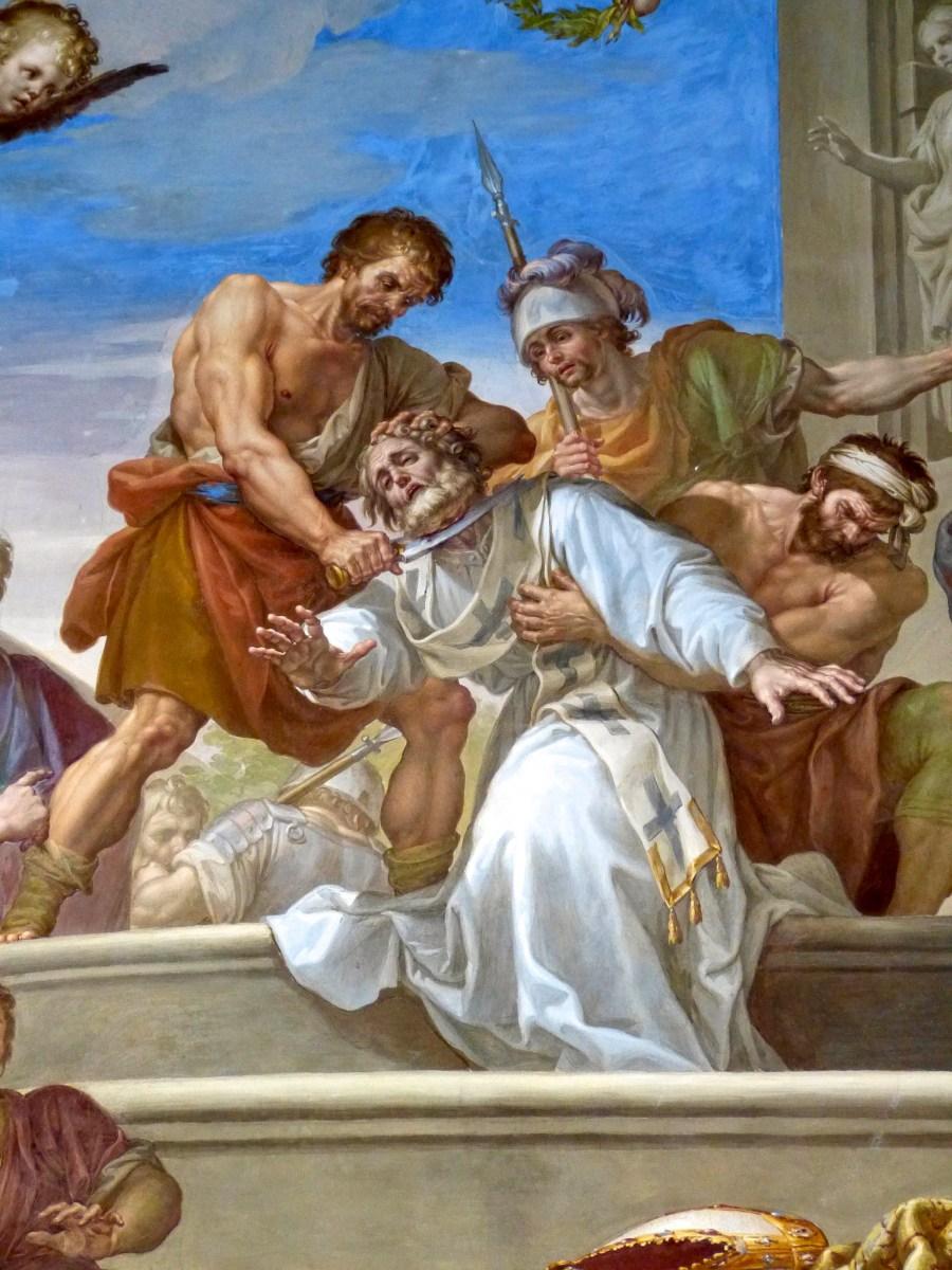 Programme de la solennité de saint Eugène, premier évêque de Tolède & martyr, patron
