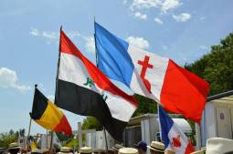 44 - Pèlerinage international Paris-Chartres