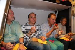 03 - Dans le train Paris-Nice