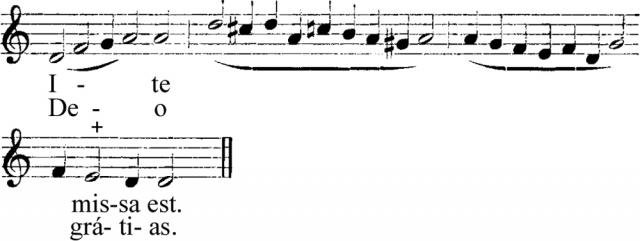 06 - Messe royale du Ier ton d'Henry du Mont - Ite, missa est