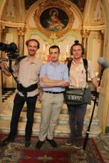 13 - Les films du Lutrin, après la messe de Mgr Oliveri