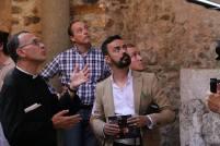 22 - Visite du baptistère paléo-chrétien d'Albenga, datant du VIème siècle