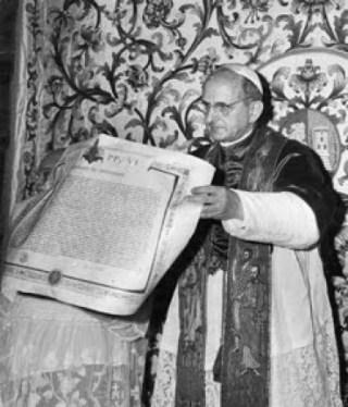 Constitution apostolique Missale romanum du 3 avril 1969