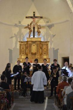 08 - Concert en la collégiale Saint-Martin de Bollène