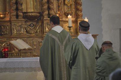 10 - Messe en la collégiale Saint-Martin de Bollène - pendant le canon