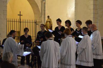 12 - Concert en la collégiale Saint-Martin de Bollène