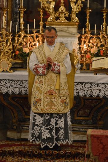 Messe de la fête du saint Cœur de Marie près de Turin 04