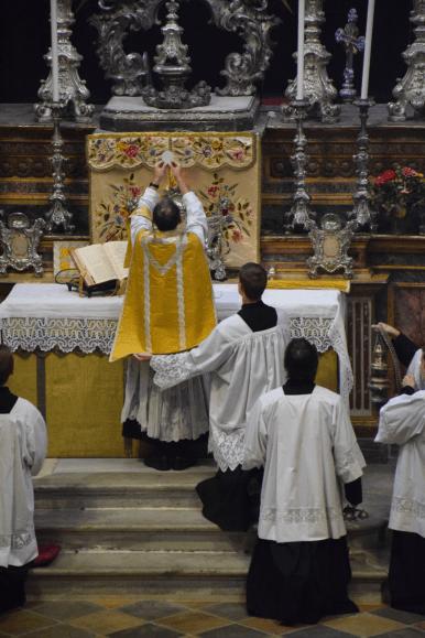 Messe de saint Louis à Turin 02