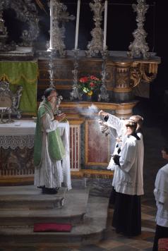 Messe du XIème dimanche après la Pentecôte à Turin 09