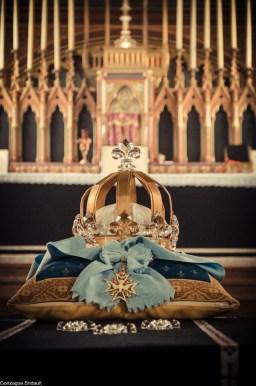 Requiem pour Louis XVI en 2014 - le catafalque