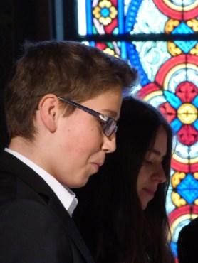 Rameaux 2015 - 30 - Miserere d'Allegri à la communion - le chœur des enfants